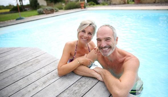 Kneipp-Becken bieten viel mehr als nur Abkühlung