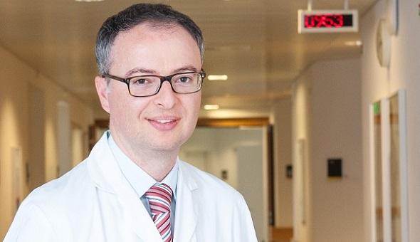 Prof. Dr. med. Robert Rosenberg, Spezialist für Viszeralchirurgie