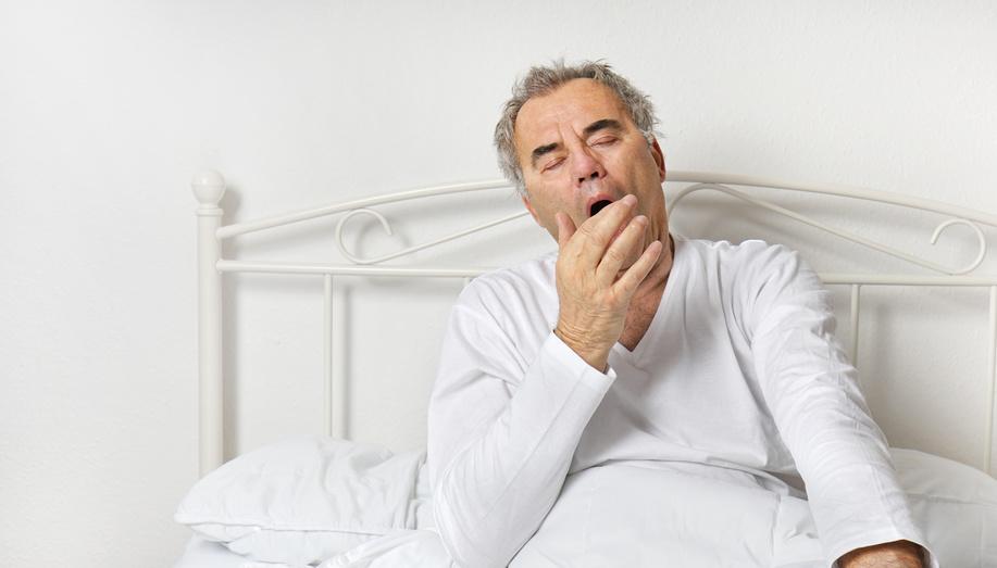 Auf Schlafstörungen folgen Müdigkeit, Erschöpfung und Konzentrationsschwierigkeiten