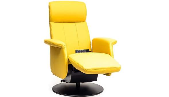 Den hochwertigen iggy-Relaxsessel zeichnen schicke Form und komfortable Relaxfunktion aus