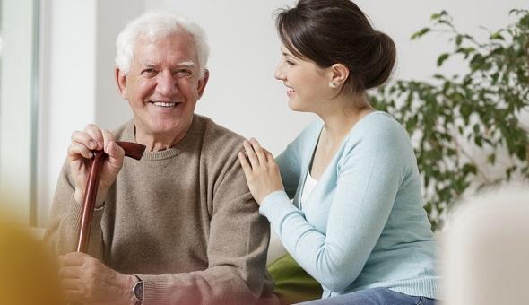 Oft ist das Wohnen in der bisherigen Wohnung im Alter nicht mehr möglich