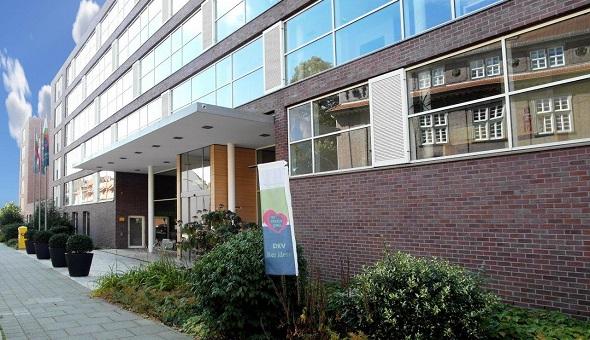 Die DKV-Residenz in Bremen