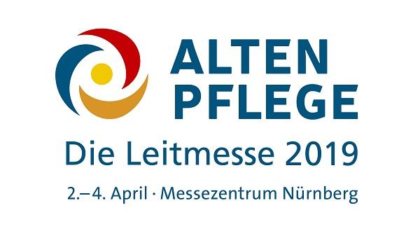 Vom 2. bis zum 4. April 2019 findet die ALTENPFLEGE, die Leitmesse der Pflegewirtschaft, im Messezentrum in Nürnberg statt.